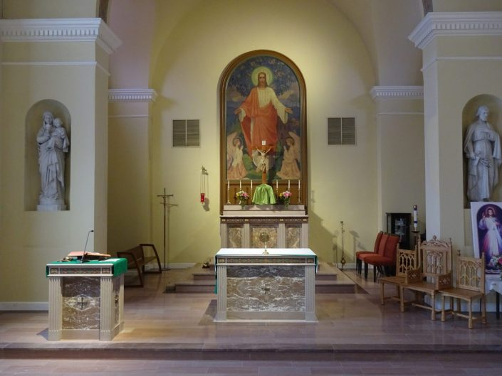 Holy Comforter Gallery