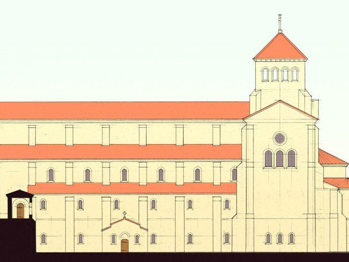 St. Thomas Aquinas Seminary Chapel