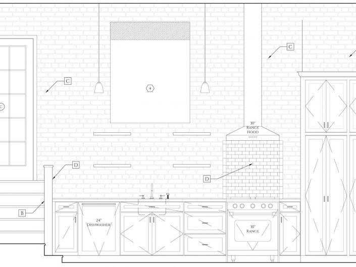 Ward Kitchen Gallery