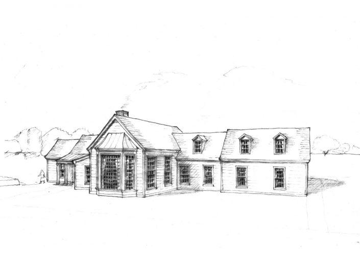 Hanover Farmhouse