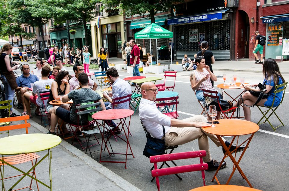 Open Streets to Save Richmond Restaurants