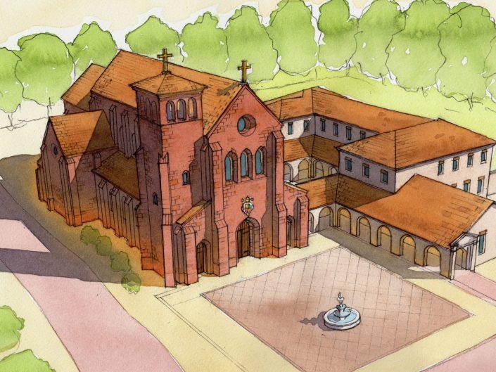 Monastery Proposal