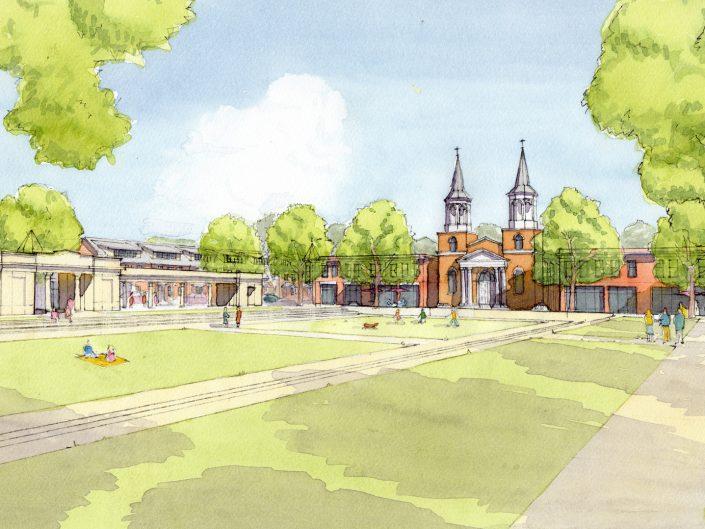St. Aubin Village Plan